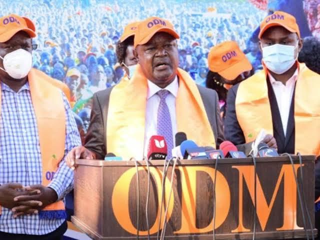 ODM mahakamani kupinga ushindi wa ANC Matungu
