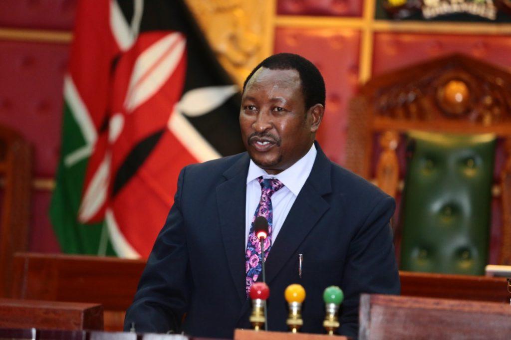 Mbunge wa Limuru Peter Mwathi amrithi Paul Koinange