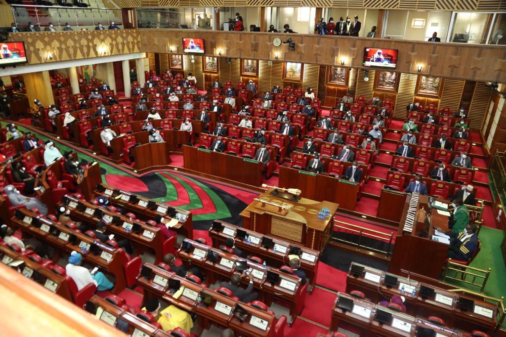 Bunge la Senate lapitisha mswada wa BBI