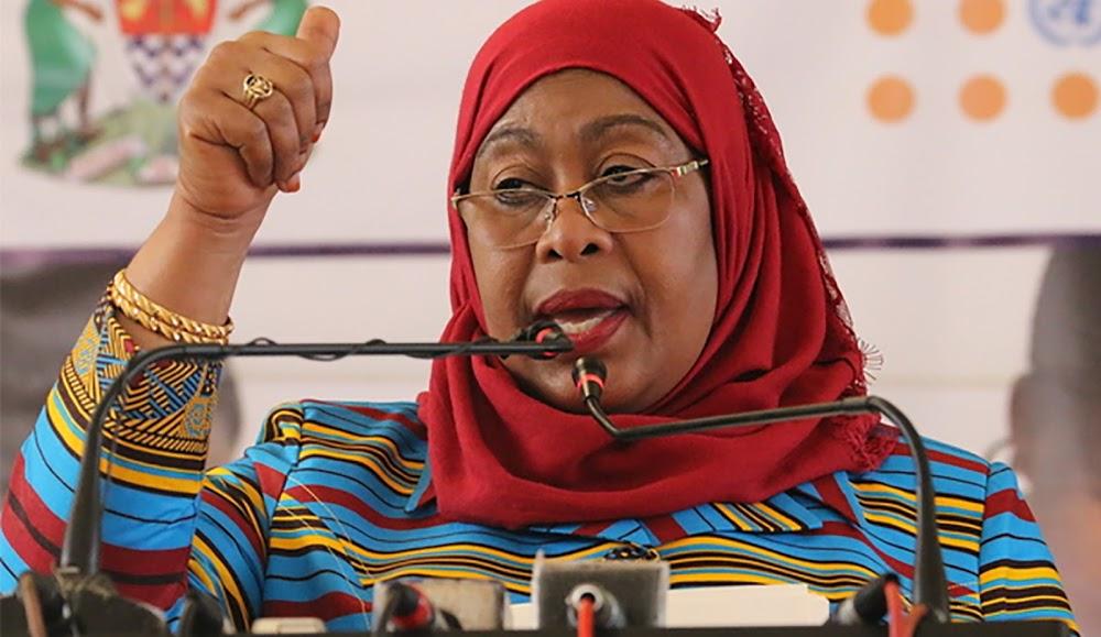 Rais Samia Suluhu kuhutubia bunge la Kenya